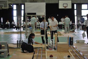 ロボット競技中その3